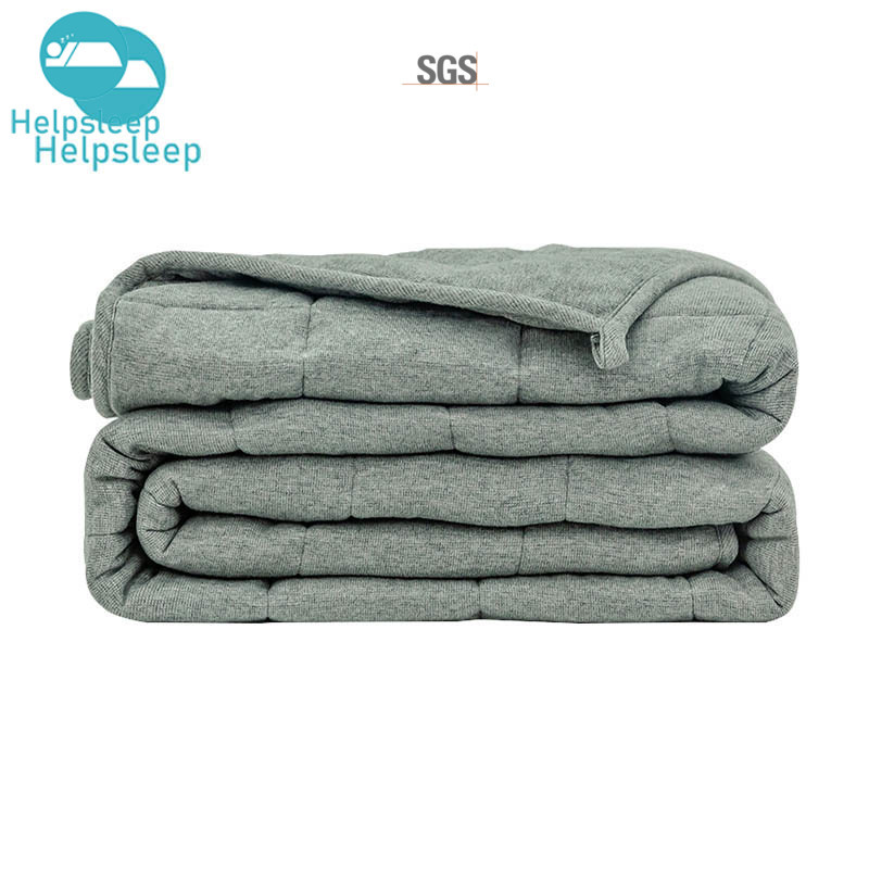 Rhino cotton blanket packing in household