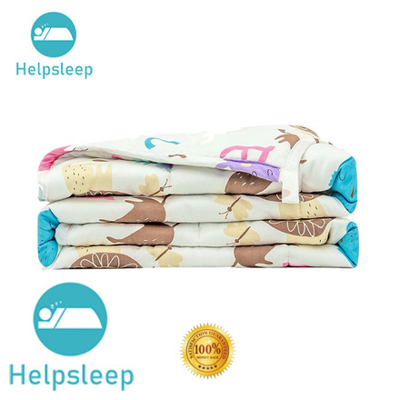 security cotton weighted blanket design bed linings