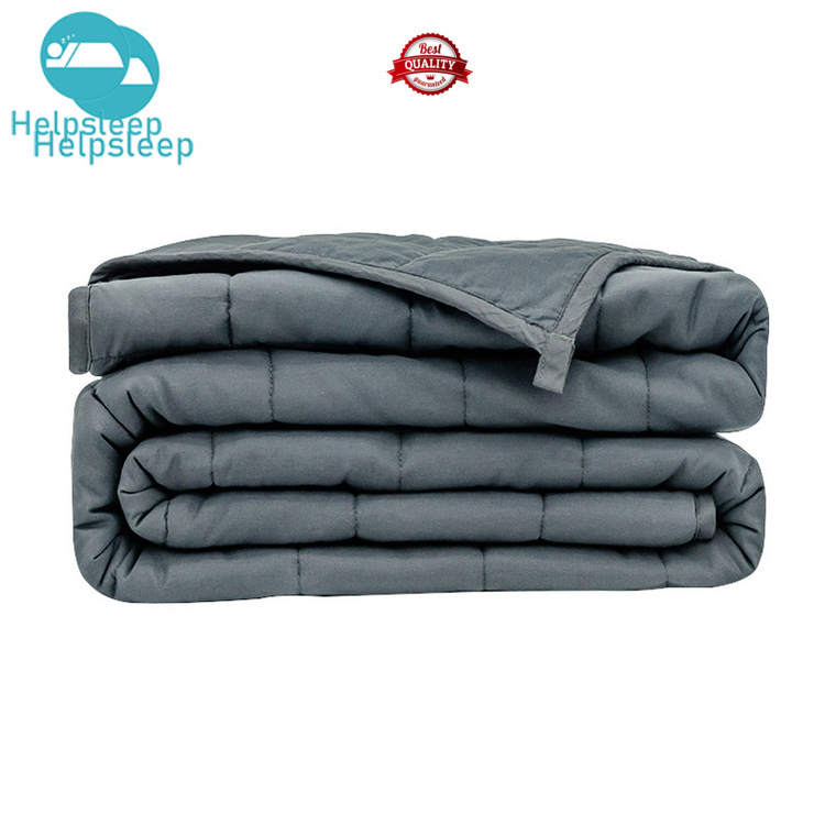 soft weighted blanket for baby design in household