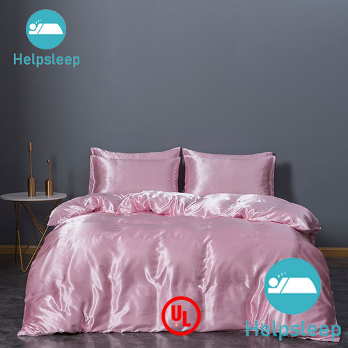Rhino blush duvet cover for business bed linings