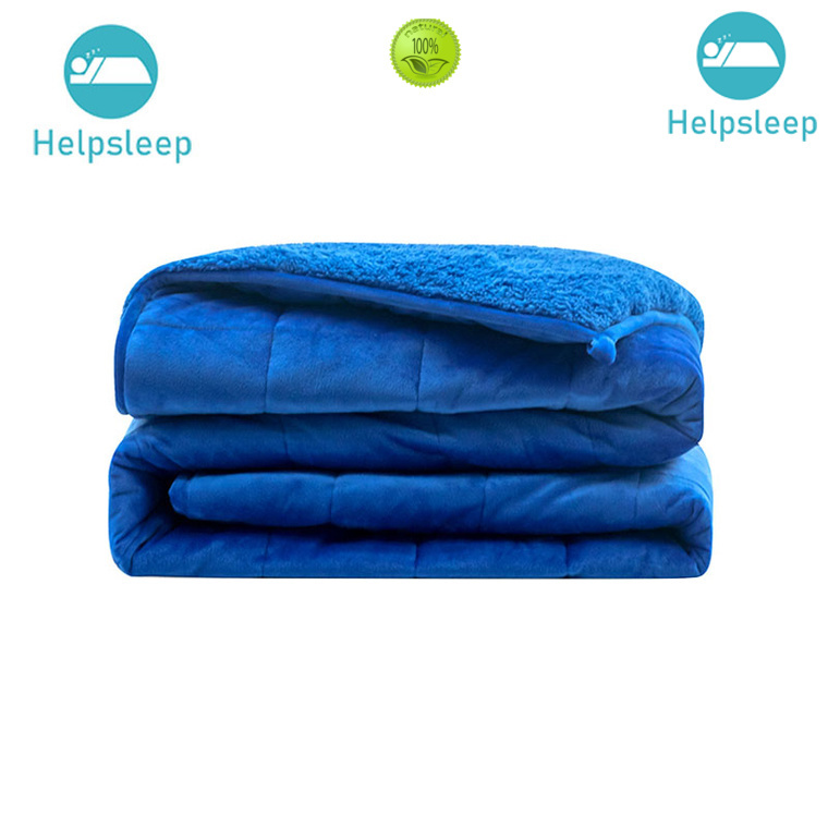 Comfortable spd weighted blanket new products in household