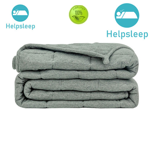 security cotton weighted blanket packing in household