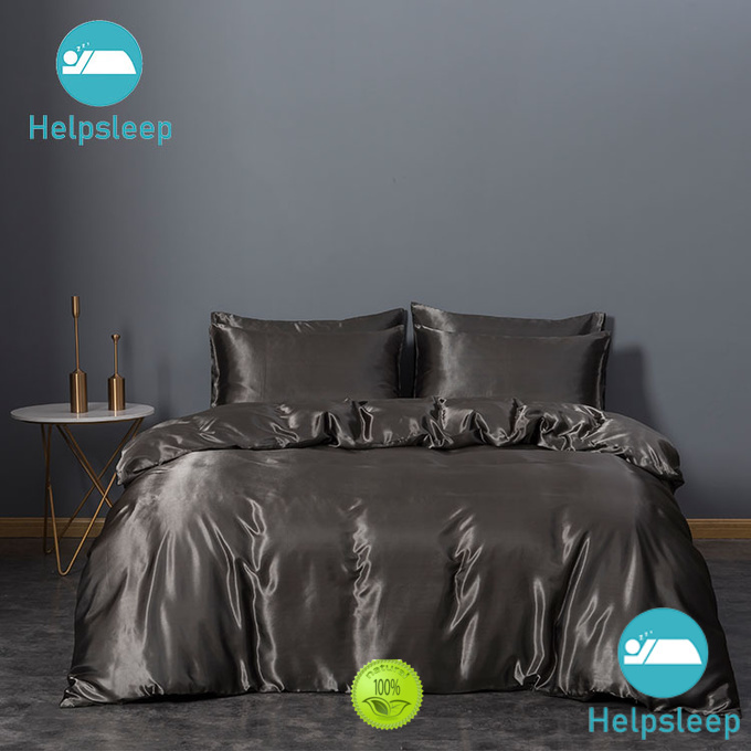 Rhino Silk duvet cover for business bed linings