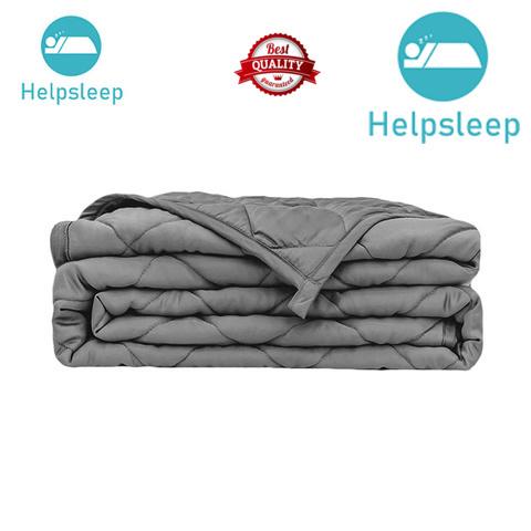 Rhino balanced sleep 7 pound weighted blanket adult in household