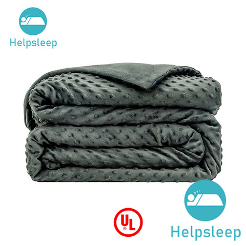 Rhino lightweight weighted blanket Bedclothes