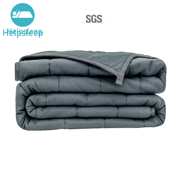 Rhino breathable summer weight cotton blankets factory bed linings