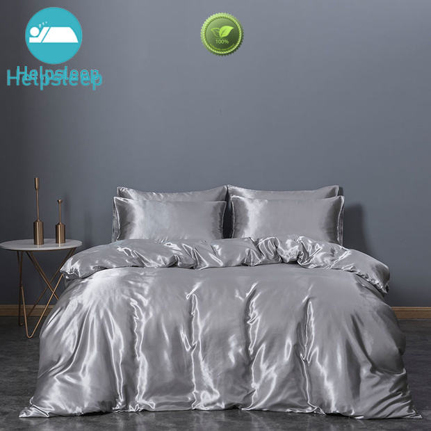 Rhino Latest pure silk duvet cover manufacturers bed linings