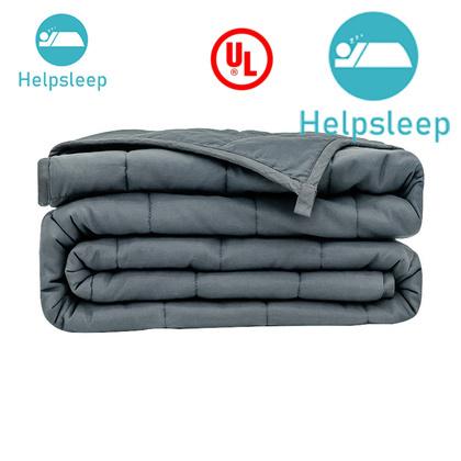 Rhino cotton blanket design in household