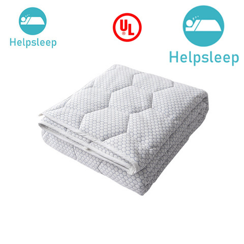 Rhino Custom Cool weighted blanket company bed linings