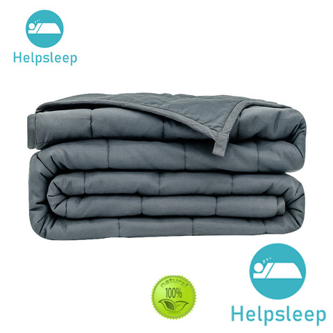 Rhino cotton weighted blanket adult bed linings