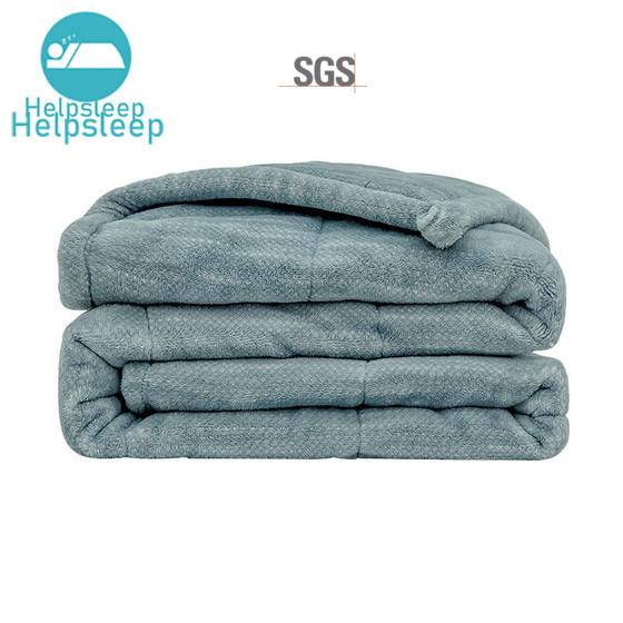 Rhino balanced sleep cotton blanket king sigle bed linings