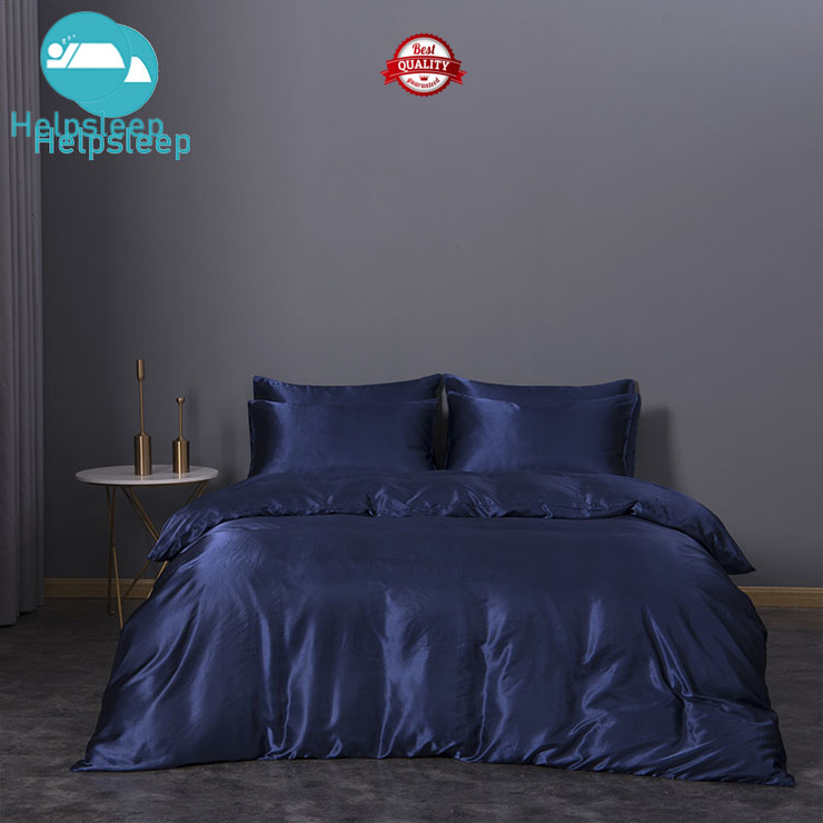 Rhino Best silk purple bedding factory Bedding