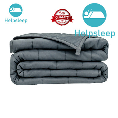 wholesale summer weight cotton blankets packing in household