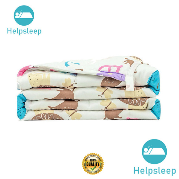 wholesale heavyweight cotton blanket design in household