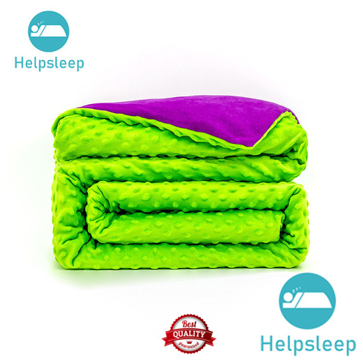security minky fabric blanket bed products Bedclothes