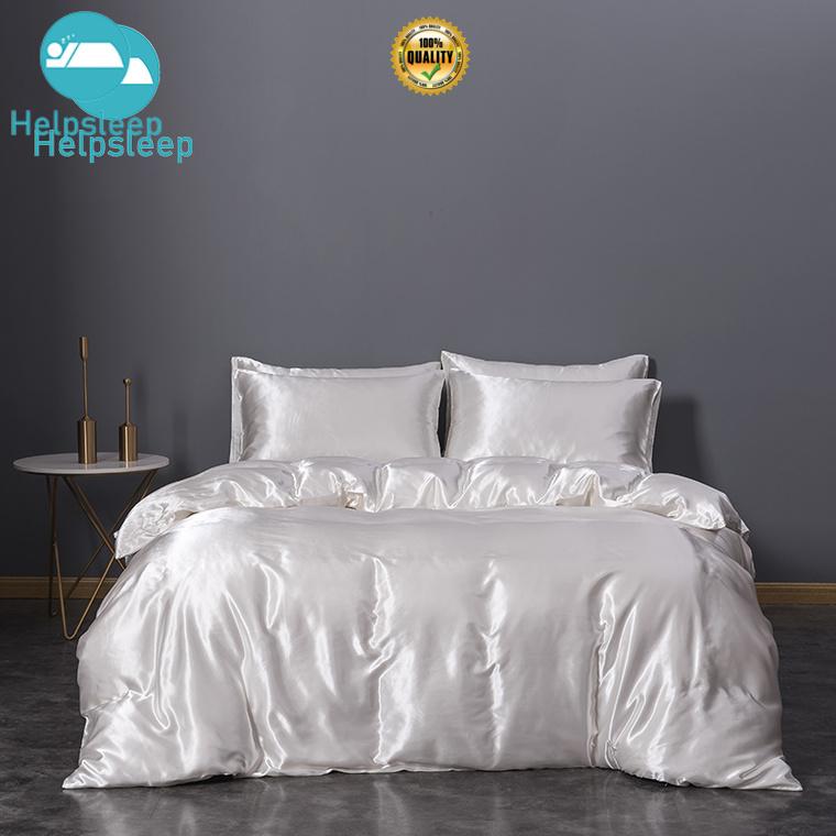 High-quality black duvet set Supply bed linings