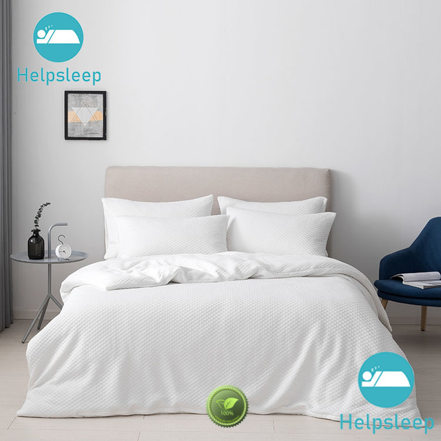 Custom blue bed covers Supply