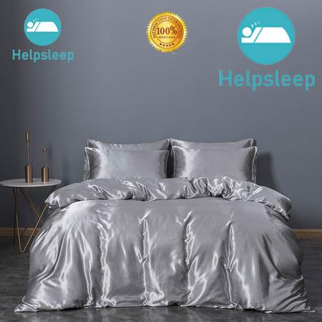 Wholesale silk quilt cover set manufacturers Bedclothes