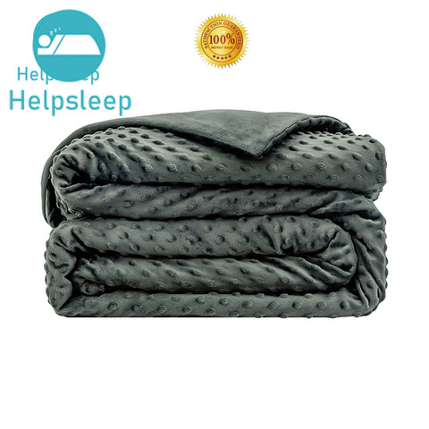 Rhino minky weighted blanket adult in household