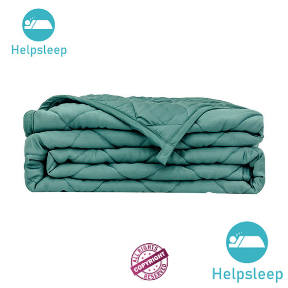 breathable summer weighted blanket sigle bed linings