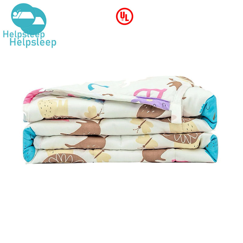 wholesale soft weighted blanket adult Bedclothes