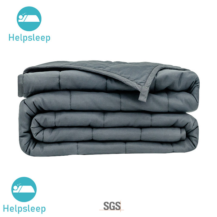 wholesale heavyweight cotton blanket packing in household