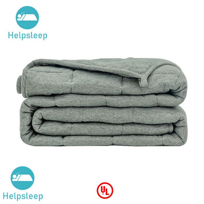 Rhino heavyweight cotton blanket adult Bedding