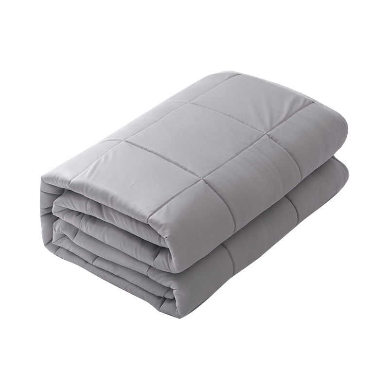 hot selling better sleep soft anxiety 5lbs Ice cold weighted blankets