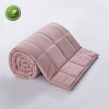 New lightweight weighted blanket packing in household