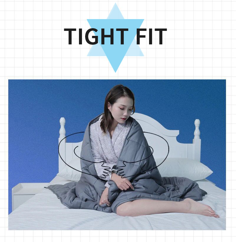 breathable weighted blanket