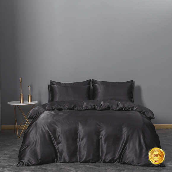 Rhino pure silk bedding sets clearance factory in household