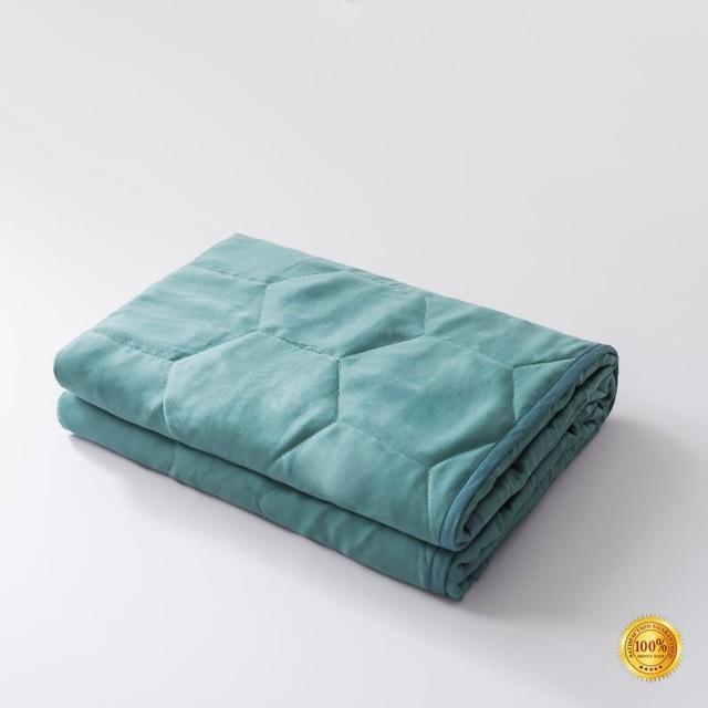 Rhino balanced sleep weighted blanket serotonin company Bedding