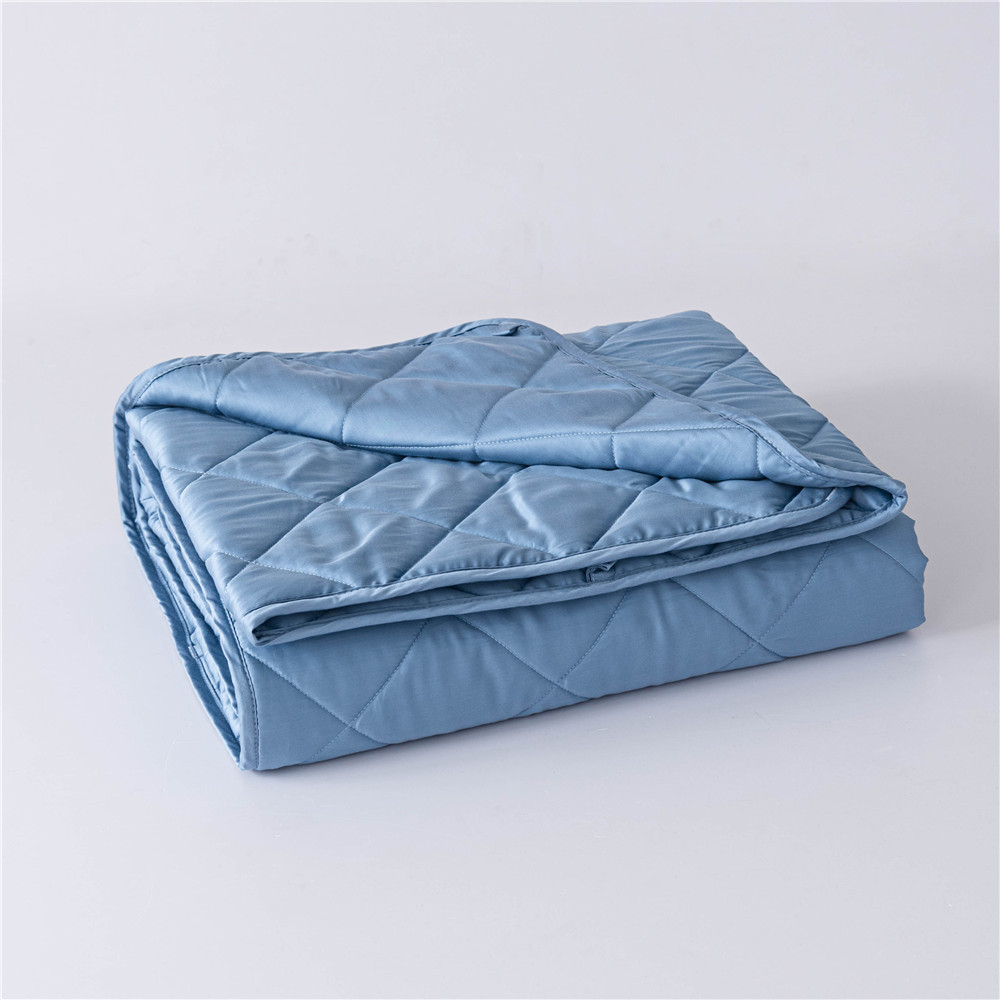 Bamboo Cooling Adult Blanket Weighted