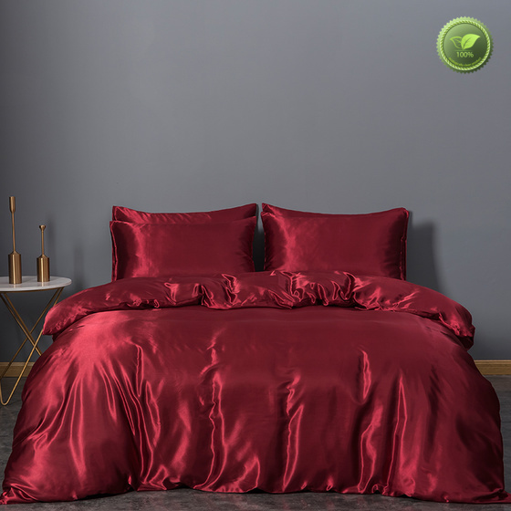 Rhino blue silk bed sheets Supply Bedclothes