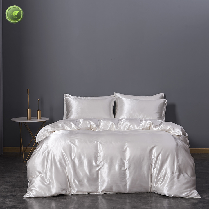 Rhino pure silk duvet cover for business Bedclothes