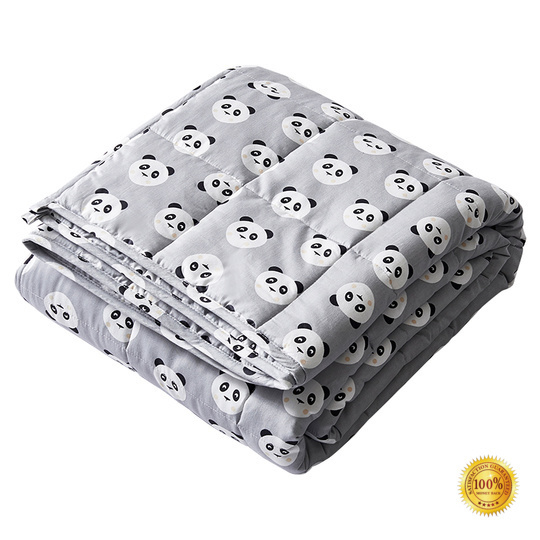 Rhino Best 13 lb weighted blanket packing in household