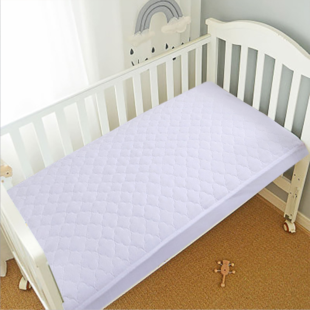 baby kids crib mattress cover/protector