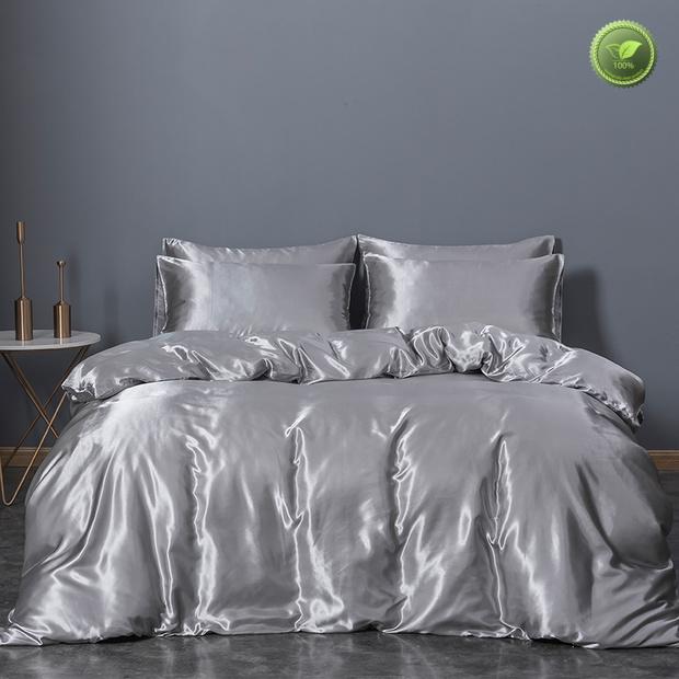 Rhino silk flat sheet factory in household