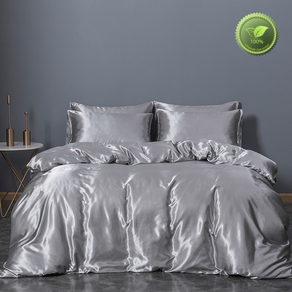 Rhino silk queen size sheets Supply in household