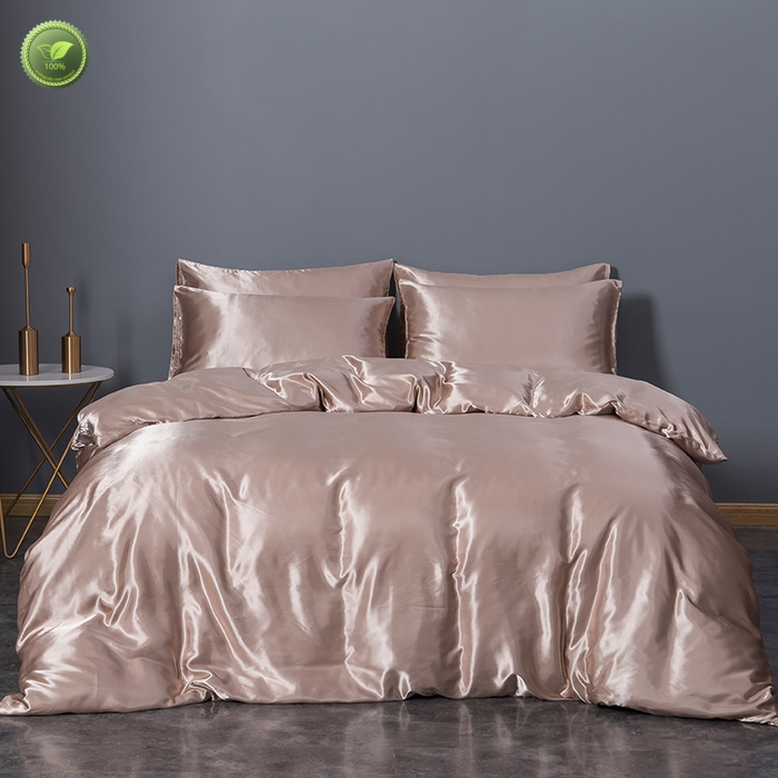Rhino black silk quilt cover Suppliers in household
