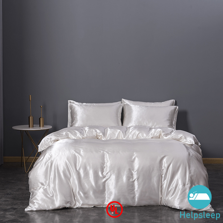 Rhino light blue silk sheets manufacturers bed linings