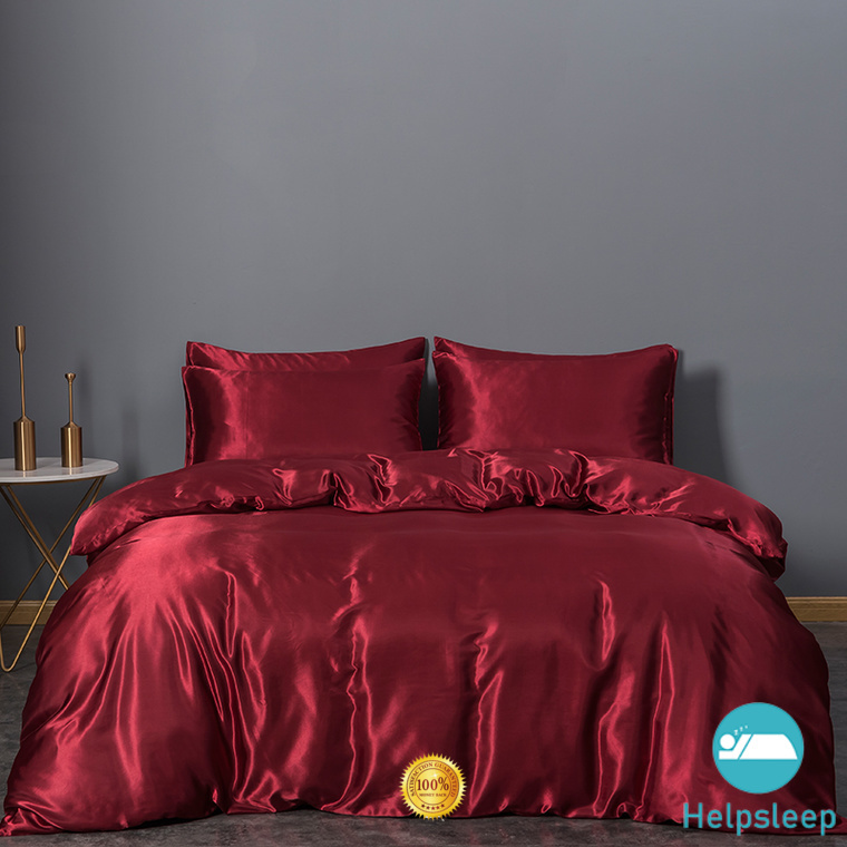 Wholesale 100 silk quilt cover factory in household